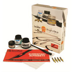 Speedball Super Value Lettering & Calligraphy Kit (3060)