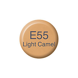 Copic Ink and Refill E55 Light Camel *ND*