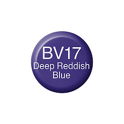 Copic Ink and Refill BV17 Deep Reddish Blue *ND*