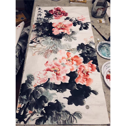 //Full - Traditional Chinese Watercolors with Wei Cai, Jun 17, 2018