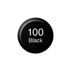 Copic Ink and Refill 100 Black *ND*
