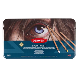 Derwent Lightfast Set of 36