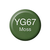 Copic Ink and Refill YG67 Moss *ND*