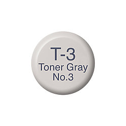 Copic Ink and Refill T3 Toner Grey 3 *ND*
