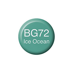 Copic Ink and Refill BG72 Ice Ocean *ND*