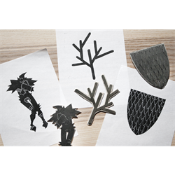 Intro to Linocut with Bram Keast, March 9