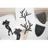 Additional images for Intro to Linocut with Bram Keast, March 9