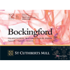 """Additional images for Bockingford Watercolour Pad 140lb HP White 5"""" x 7"""" (12 sheets) **ND**"""