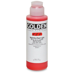 Golden Fluid Acrylic 4oz. Bottle