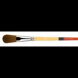 "Brush Princeton SNAP Gold Taklon Oval Wash #3/4"""