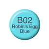 Copic Ink and Refill B02 Robins Egg Blue*ND*