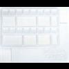 """Palette Richeson Plastic Zoltan Szabo with Lid 12.5""""x8.75"""""""