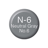 Copic Ink and Refill N6 Neutral Grey 6 *ND*