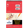 Canson Foundation Drawing Coil 5.5x8.5 70lb