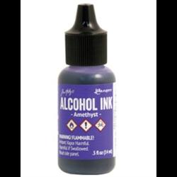 Ranger Tim Holtz Alcohol Ink 14ml Amethyst **ND**