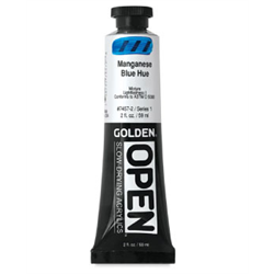Golden Open Acrylic 5oz. Tube