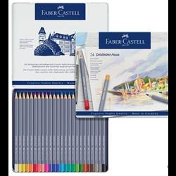 Faber Castell Goldfaber Aqua Pencil Set of 24 **ND**