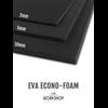 Lumin's Foam Econo-Foam - 100x100cm - 2mm **ND**