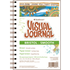 "Strathmore Visual Journal 300 Bristol Smooth Surface 5.5""x 8"""