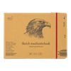 SM.LT authenticpad Album Sketch Kraft 24.5cm x 176cm 90gsm 24shts **ND**