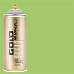 Montana GOLD Spray Green Apple - 400ml **ND**