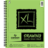 Canson XL Drawing Side Coil 9x12 70lb
