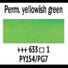 Van Gogh Watercolour 10ml Tube Perm. Yellowish Green
