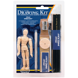Pro Art Drawing Value Packs