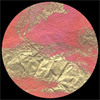 Paper Marbled Momi: Pink/Peach/Gold **ND**