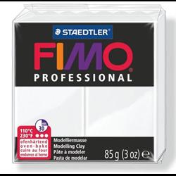 Fimo Professional Modelling Clay 2oz. White