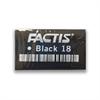 Eraser Factis Black 18