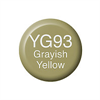 Copic Ink and Refill YG93 Greyish Yellow *ND*