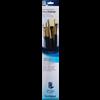 Brush Set 9131 Real Value Series - Bristle Set of 4 brushes - LH