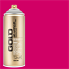 Montana GOLD Spray 100 Percent Magenta - 400ml **ND**