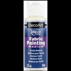 Americana Fabric Painting Medium 2oz **ND**