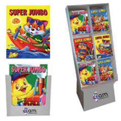 Montrose Super Jumbo Coloring Book **ND**