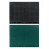 Pacific Arc Cutting Mat 3 ply Gridded Green / Black 18x24