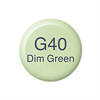 Copic Ink and Refill G40 Dim Green*ND*