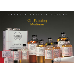 Gamblin Mediums & Varnishes