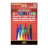 Progresso Woodless Coloured  Pencil Set 12 Piece