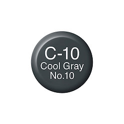 Copic Ink and Refill C10 Cool Grey 10 *ND*