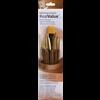Brush Set 9141 Real Value Series - Golden Taklon Set of 7 brushes
