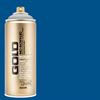 Montana GOLD Spray Signal Blue - 400ml **ND**