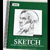 "Richeson Sketch Pad 8.5"" x 11"" Coil Bound 60lb"