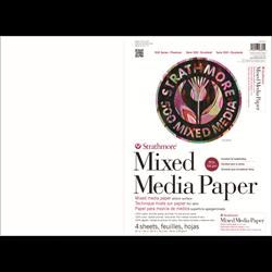 500 Series Mixed Media Sheets & Rolls