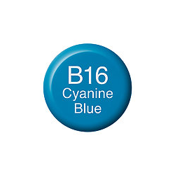 Copic Ink and Refill B16 Cyanine Blue *ND*