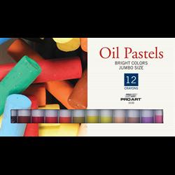 Pro Art Oil Pastel Sets