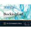 "Additional images for Bockingford Watercolour Pad 140lb CP White 5"" x 7"" (12 sheets) **ND**"