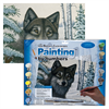 Royal & Langnickel Paint by Numbers Snow Wolf