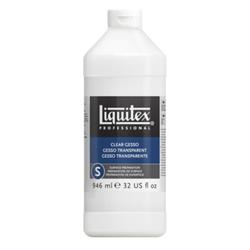 Liquitex Grounds Gesso Clear 946ml Jar